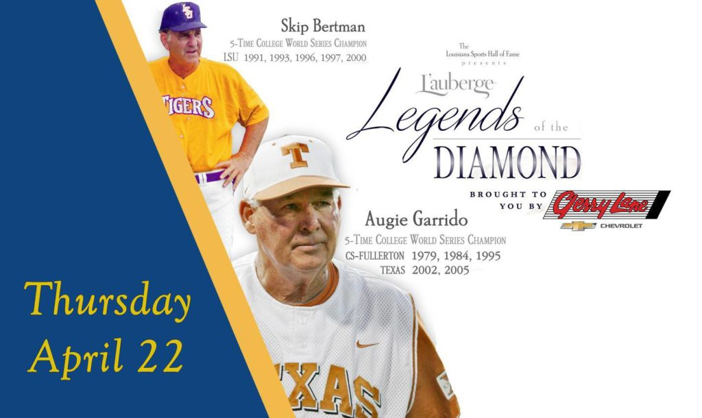 Gerry Lane Chevrolet Presents L Auberge Legends Of The Diamond