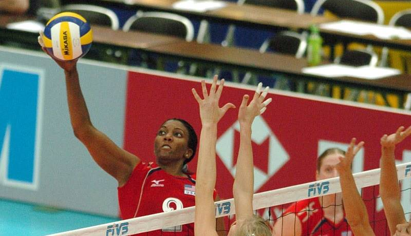 2019 inductee Danielle Scott to be awarded USA Volleyball's first-ever Courage Award